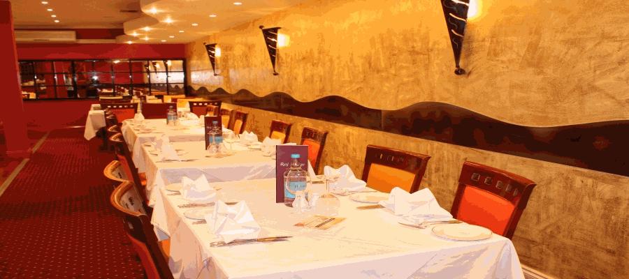 picture of raj lodge interior